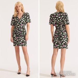 Veronica Beard Janis Floral Dress; NWT